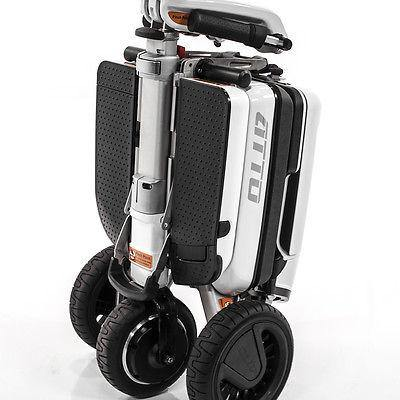 Atto: Folding Mobility Scooter