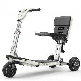 Atto: Folding Mobility Scooter Moving Life scooter - Scooters 'N Chairs
