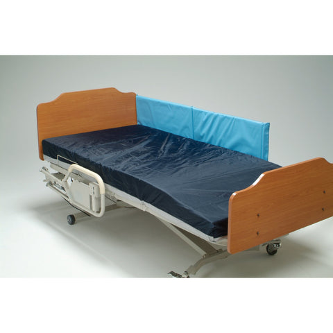 Compass Health: Protective Vinyl Bed Rail Pads, Half Length - BR50