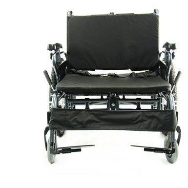 Karman Healthcare: KM-BT10 – 22″ to 30″ Sea″ Seat Bariatric Wheelchairs – KM-BT10 front image