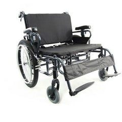 Karman Healthcare: KM-BT10 – 22″ to 30″ Sea″ Seat Bariatric Wheelchairs – KM-BT10 main image