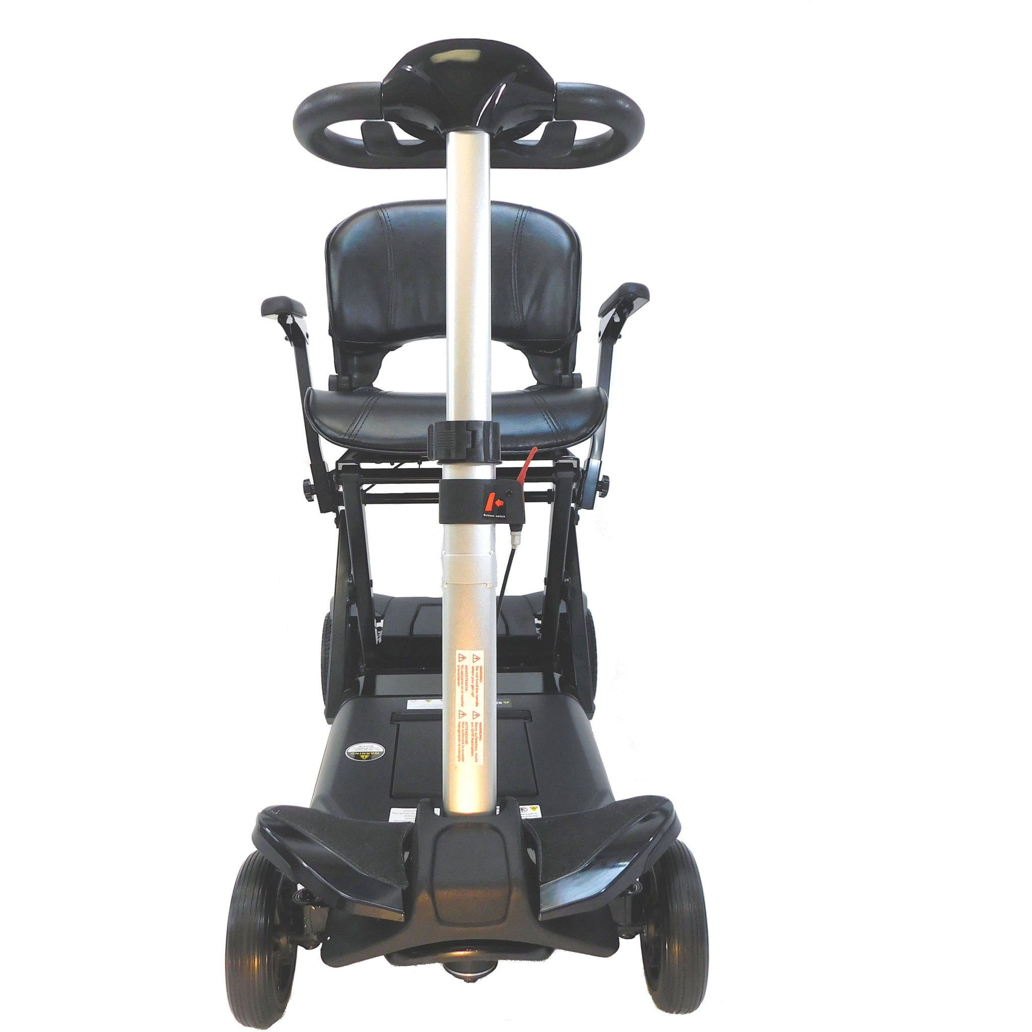 Enhance Mobility: Transformer Scooter (Automatic Folding Scooter) - S3021 - Front View