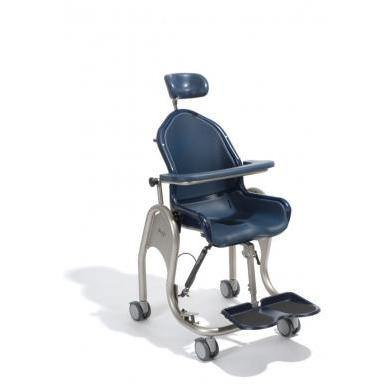 Clarke Healthcare: Boris Shower Commode Chair
