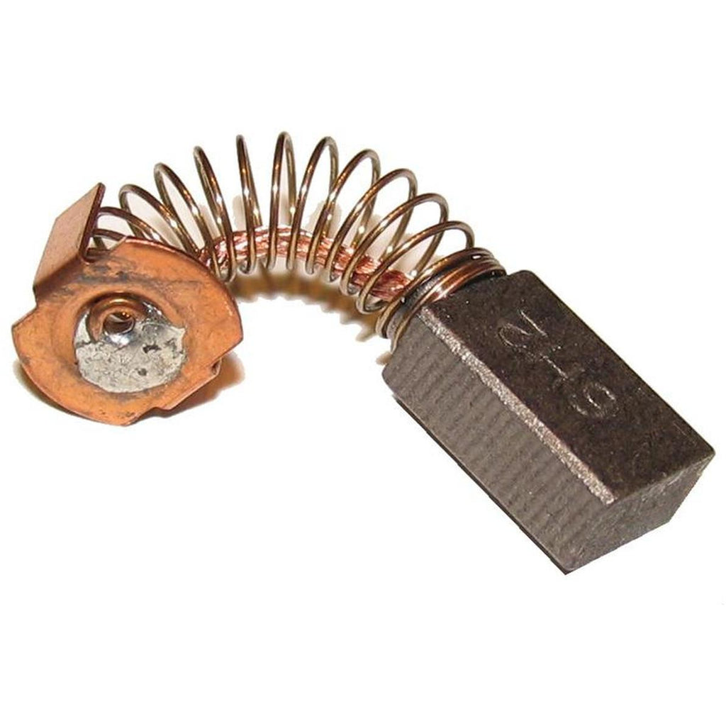 New Solutions: Motor Brush .25'' X .43'' X .65, 1'' Wire Shunt - BRUSH2
