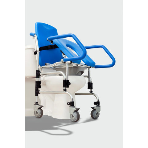 Ergoactives: Ergo Commode Chair - A024 - Adjust With Commode