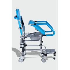 Ergoactives: Ergo Commode Chair - A024 - Side View
