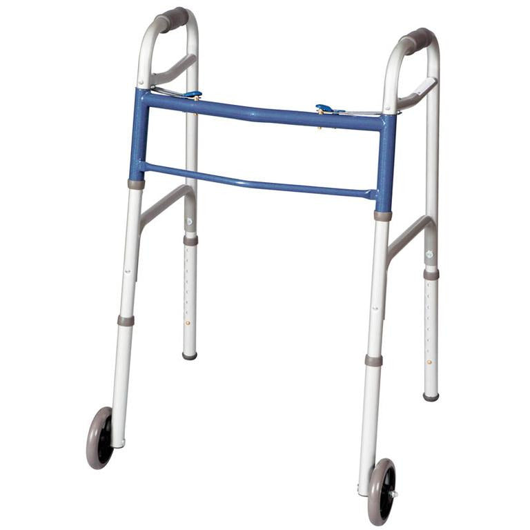 Carex: Classics Dual-Button Walker with Wheels - FGA87977 0000