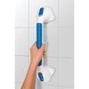 "Image of Compass Health: Carex Ultra Grip Xtra 16"" Grab Bar - FGB19600 0000 Wall Grip"