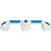 "Image of Compass Health: Carex Ultra Grip 19"" Pivot Grab Bar - FGB19700 0000"