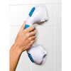 "Image of Compass Health: Carex Ultra Grip 12"" Grab Bar - FGB20000 0000 Wall Grip"