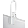 Image of Compass Health: Carex White Bathtub Rail - FGB20400 0000 Bar Adjust