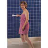 "Compass Health: Carex White Wall Grab Bar (18"") FGB20700 0000 Actual Image"
