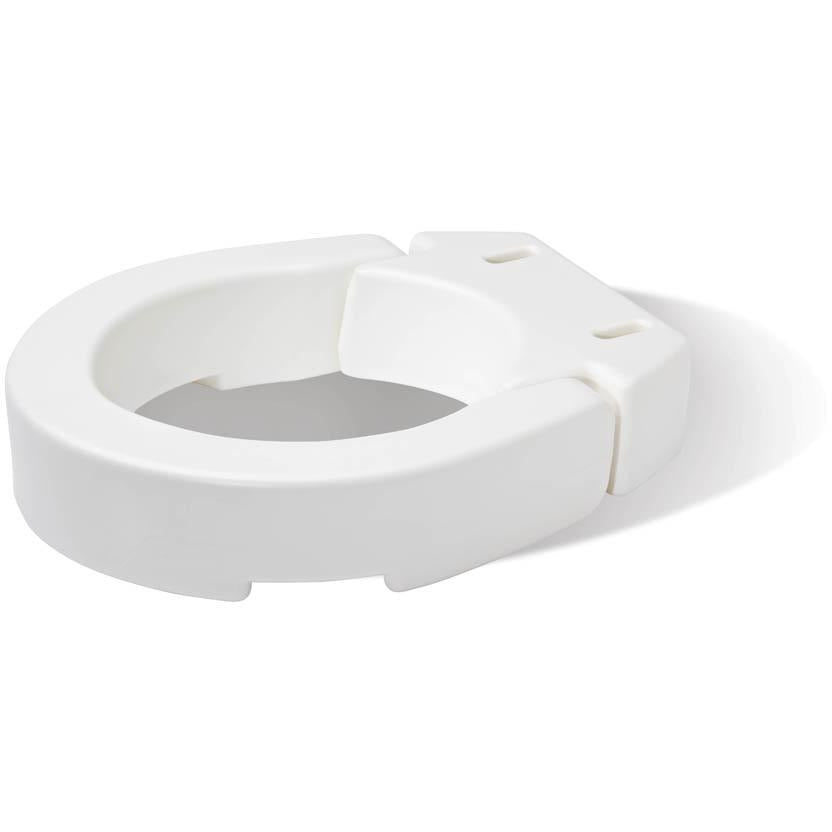 Compass Health: Carex Hinged Toilet Seat Riser - Standard - FGB32200 0000