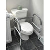 Compass Health: Carex Bathroom Safety Rail - FGB36900 0000 - Actual Picture