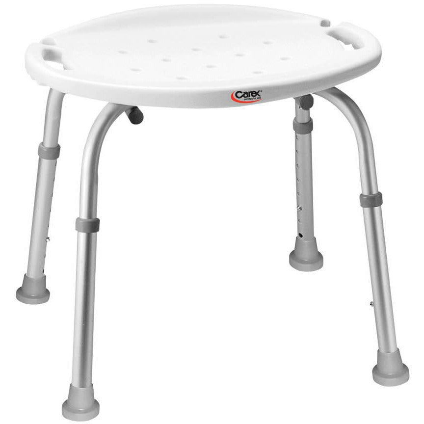 Compass Health: Carex Adjustable Bath & Shower Seat - FGB65000 0000