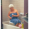 Compass Health: Carex Adjustable Bath & Shower Seat - FGB65000 0000 Actual Picture