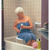 Compass Health: Carex Adjustable Bath & Shower Seat - FGB653C0 0000 Actual Picture