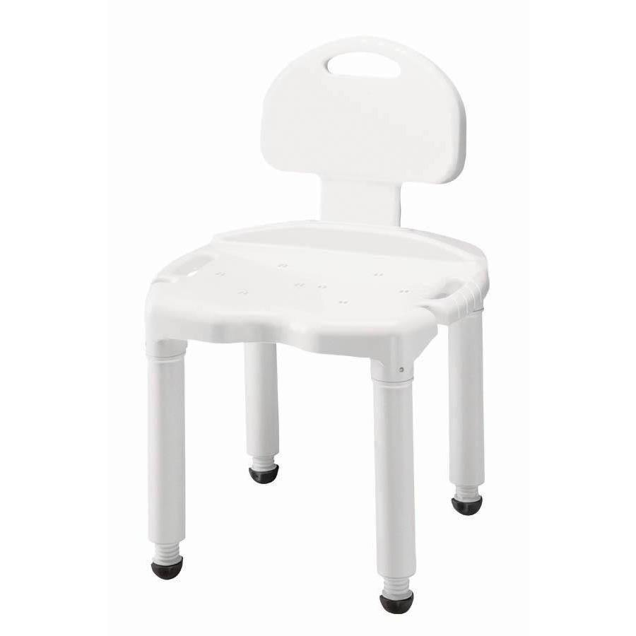 Compass Health: Carex Universal Bath Seat with Back - FGB67100 0000