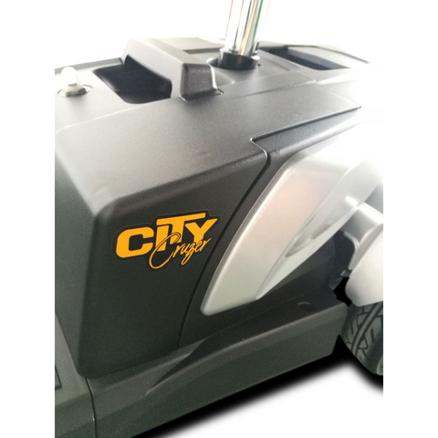 EV Rider: City Cruzer Transportable Mobility Scooter