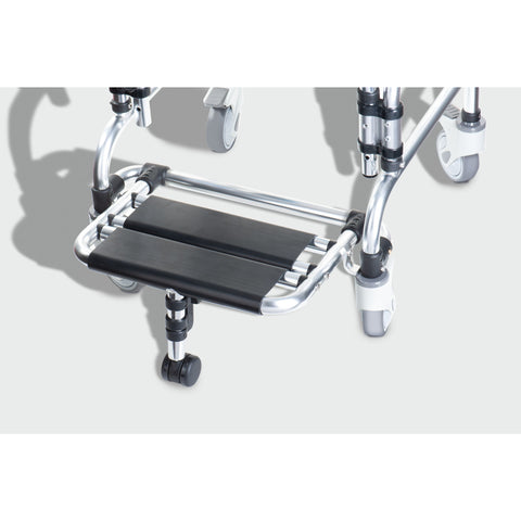 Ergoactives: Ergo Commode Chair - A024 - Footrests