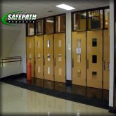 SAFEPATH Products: CourtEdge Reducer Ramps - Landing Gym
