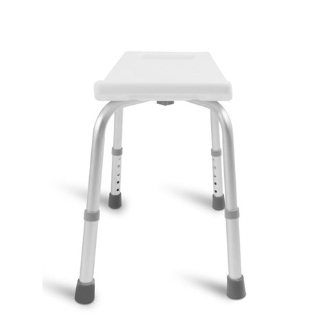 Healthsmart: Dmi Tool-Free Bath Seat – Shower Chair W/ And W/O Back 522-0798-1900 - Top View