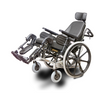 Image of EV Rider: SPRING Lightweight Manual Wheelchair Aluminum Frame - HW1 -side