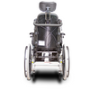 Image of EV Rider: SPRING Lightweight Manual Wheelchair Aluminum Frame - HW1 - back-view