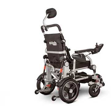 EWheels Medical: EW-M49 - Back View