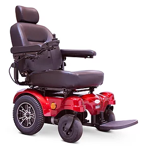 EWheels Medical: EW-M51 - Red Color