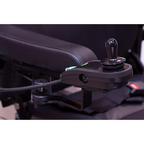 EWheels Medical: EW-M51 - Joystick View