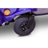 EWheels Medical: EW-M51 - Front Tire View