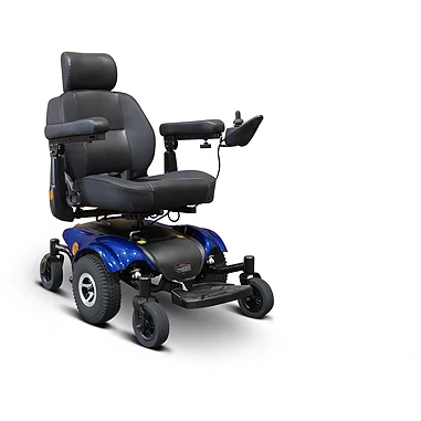 EWheels Medical: EW-M48 - Blue Color