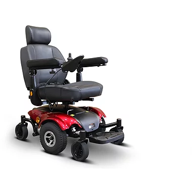 EWheels Medical: EW-M48 - Front View
