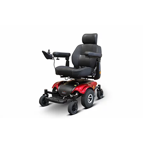 EWheels Medical: EW-M48 - Red Color