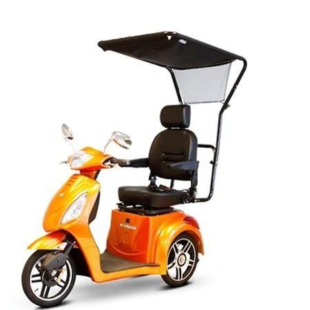 E-Wheels: Scooter Sun Shade