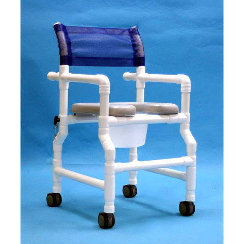 Aqua Creek: Folding Shower/Commode Chair - Discontinued