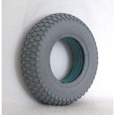 "New Solutions: 8 X 2"" (200X50) Knobby Tire Fits Most - F021"