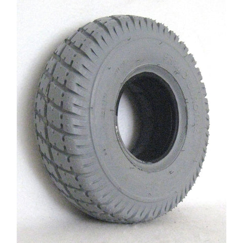 "New Solutions: 10 X 3"" (260-85)(3.00-4) Durotrap Tire Fits Pride - F056"