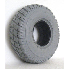 "New Solutions: 10 X 3"" (260-85)(3.00-4) Durotrap Tire Fits Pride Narrow - F056-1"