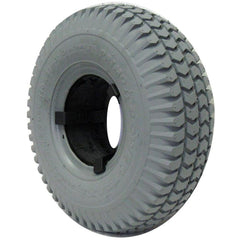 "New Solutions: 10 X 3"" (260-85)(3.00-4) Knobby Tire Fits Most - F059"