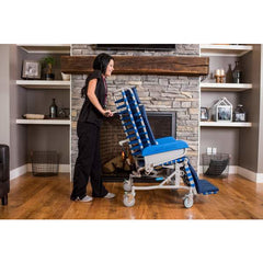 Med-Mizer: FlexTilt Tilt-in-Space Chair - FLEXTILT- Side View