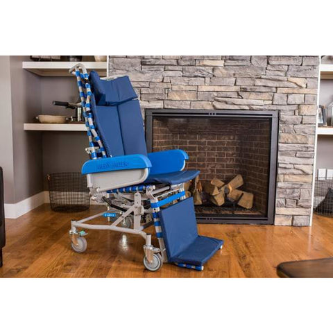 Med-Mizer: FlexTilt Tilt-in-Space Chair - FLEXTILT - Actual Image
