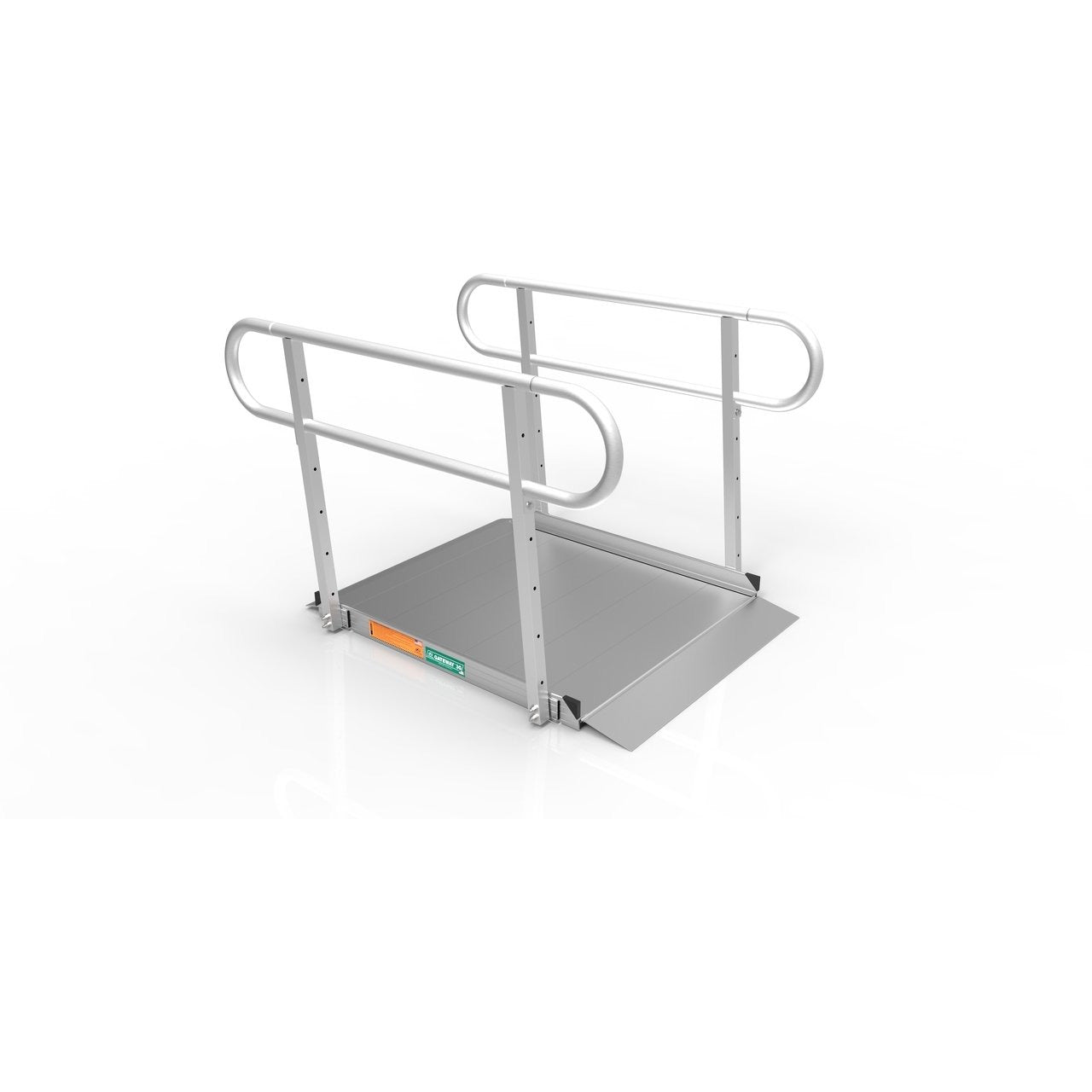 Ez-Access GATEWAY 3G Ramp with Two-line Handrails