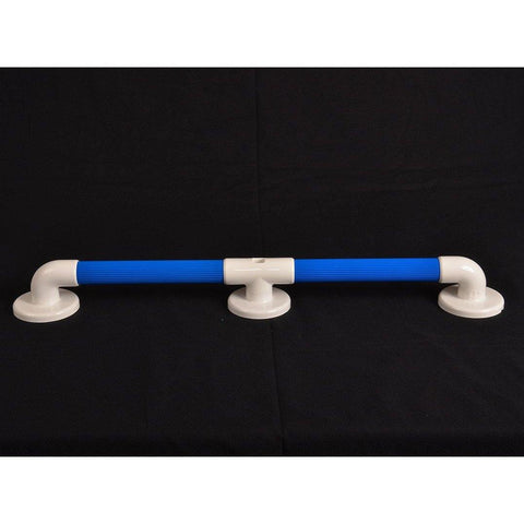 "Arc First: 24"" Straight Grab Bar, Blue - 01920-BU - Actual View"