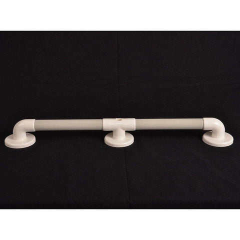 "Arc First: 24"" Straight Grab Bar, Gray - 01920-GR - Actual View"
