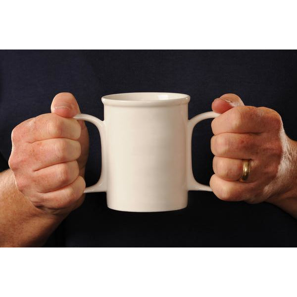 Granny Jo: Dignity Ceramic Mug Sets with 2 extra-large handles