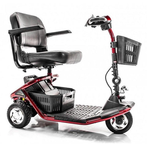 Golden Technologies: LiteRider 3 Wheel Scooter - Mobility Scooters Store