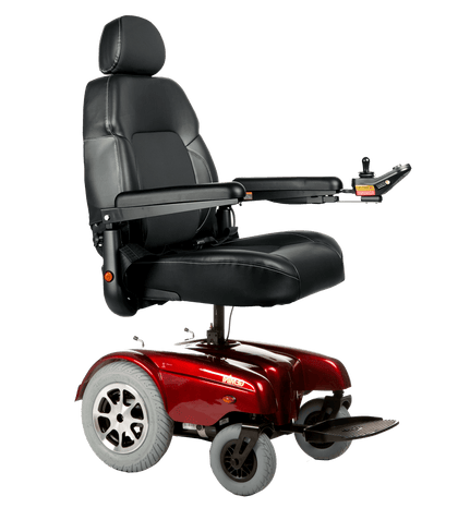 Merits Gemini Power Chair with Elevating Seat