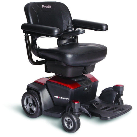 Pride Mobility: Go Chair